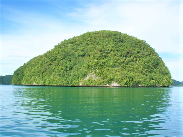 パラオ 島