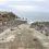 台風13号の波は神奈川県江之浦の堤防を軽く越した 565
