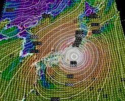 台風19号10月12日