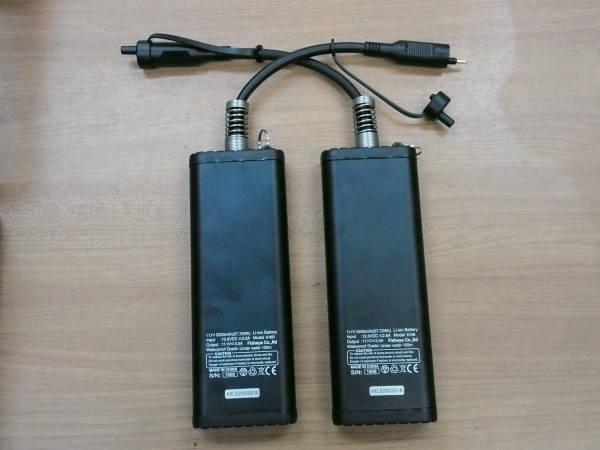ヒートベスト リチウム電池