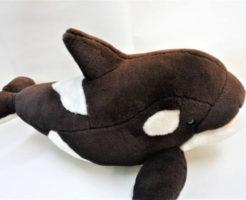 シャチ ヌイグルミ