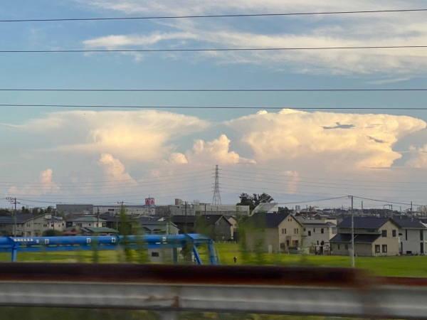 かなたと雲