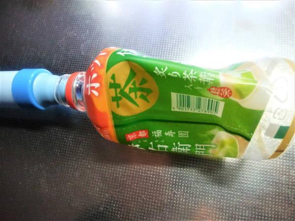 ペットボトル吸引ポンプ