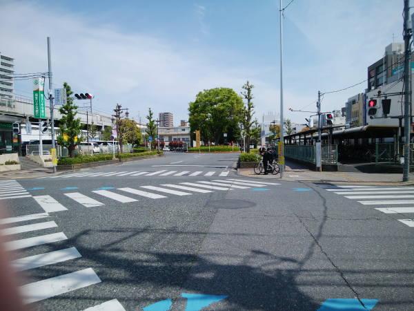 南浦和駅前