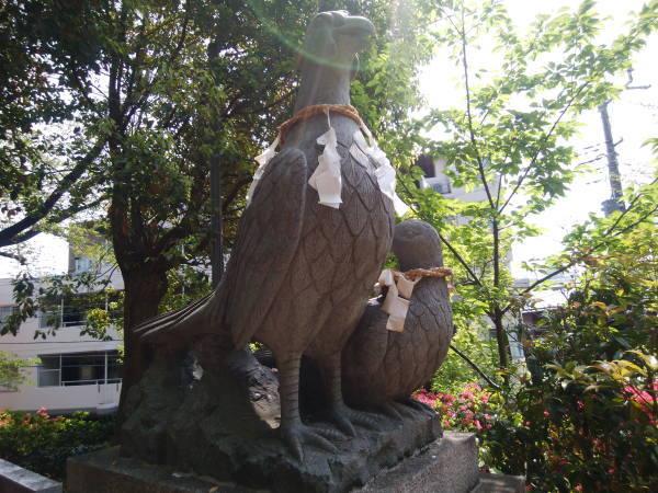 キジの氷川神社