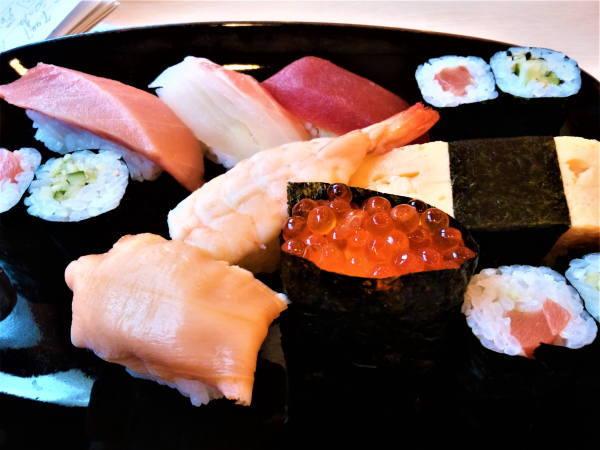 握り上寿司