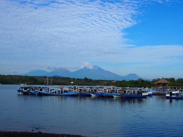 1126ジャワ島の山