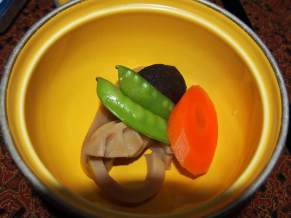 野菜の煮つけ