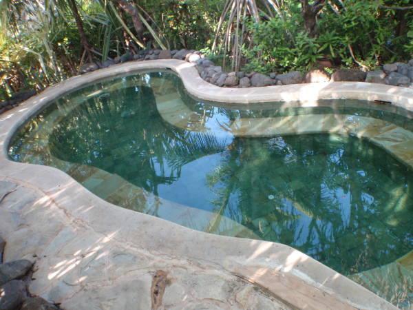 一つ目の温泉